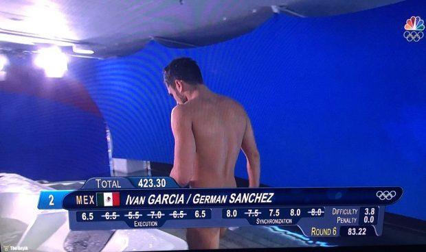 rio olimpiyatlarından komik mayo resimleri 2