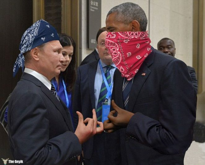 putin obama gergin g20 komik photoshop 5