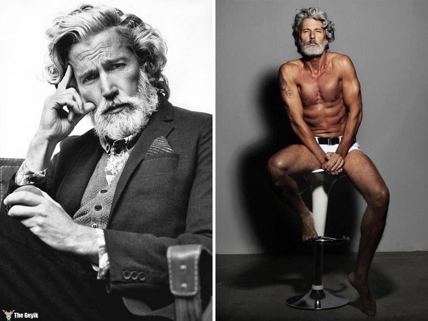 Olgun Erkeklere Bakışınızı Değiştirecek 40 Yaş üstü 16 Harika Adam
