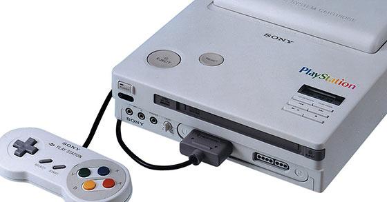 DanDiebold´s Nintendo Playstation prototype console - TGG  DanDiebold´s N...