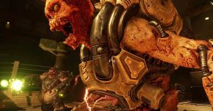 quakecon 2015 doom the revenant