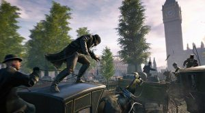 assassins creed syndicate gameplay screen