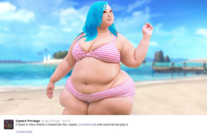 dead or alive xtreme 3 fat edition