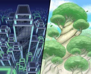 pokemon sun moon themed cities