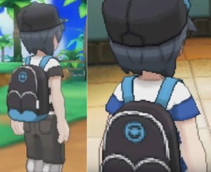 pokemon sun and moon kid with backpack