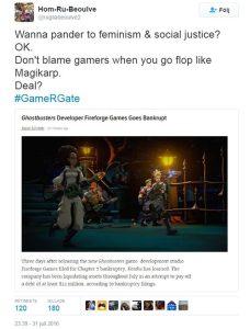 ghostbusters game dies