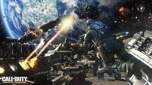 call of duty infinite warfare fighting in zero g