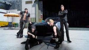 final fantasy xv team