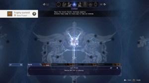 final fantasy xv the upgrade screen