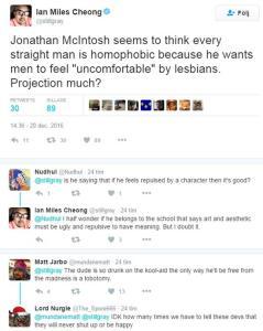 ian miles cheong vs jonathan mcintosh