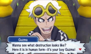 pokemon moon guzma