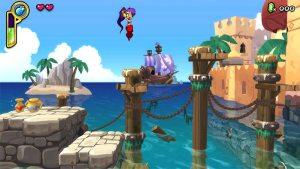 shantae 12 genie hero jump like crazy