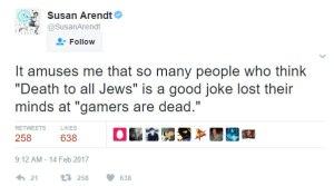 Susan Arendt Vs Pewdiepie