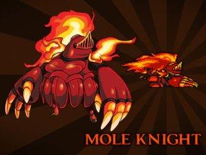 shovel knight mole knight