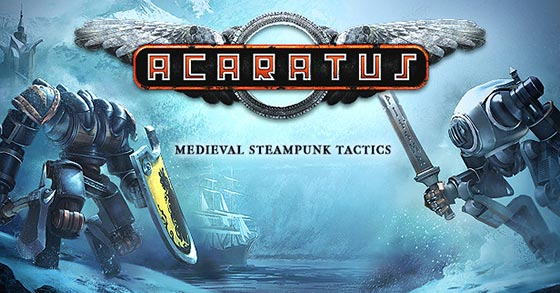 """""""Acaratus"""" leaves Steam Early access on 25th May - TGG"""