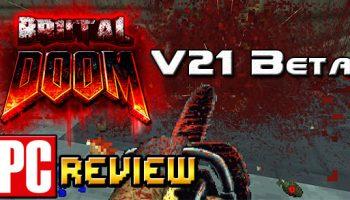 Brutal Doom v20 An brutal introduction t