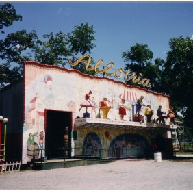 Abandoned The Skeletal Remains Of Williams Grove Amusement