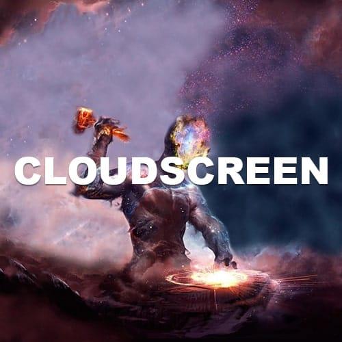 Cloudscreen