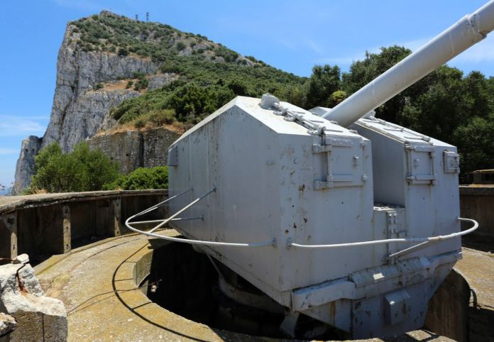 Princess Anne's Battery