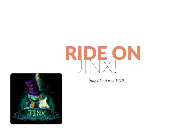 RIDE ON JINX! – Sing like it was 1979 | The Gibraltar Magazine
