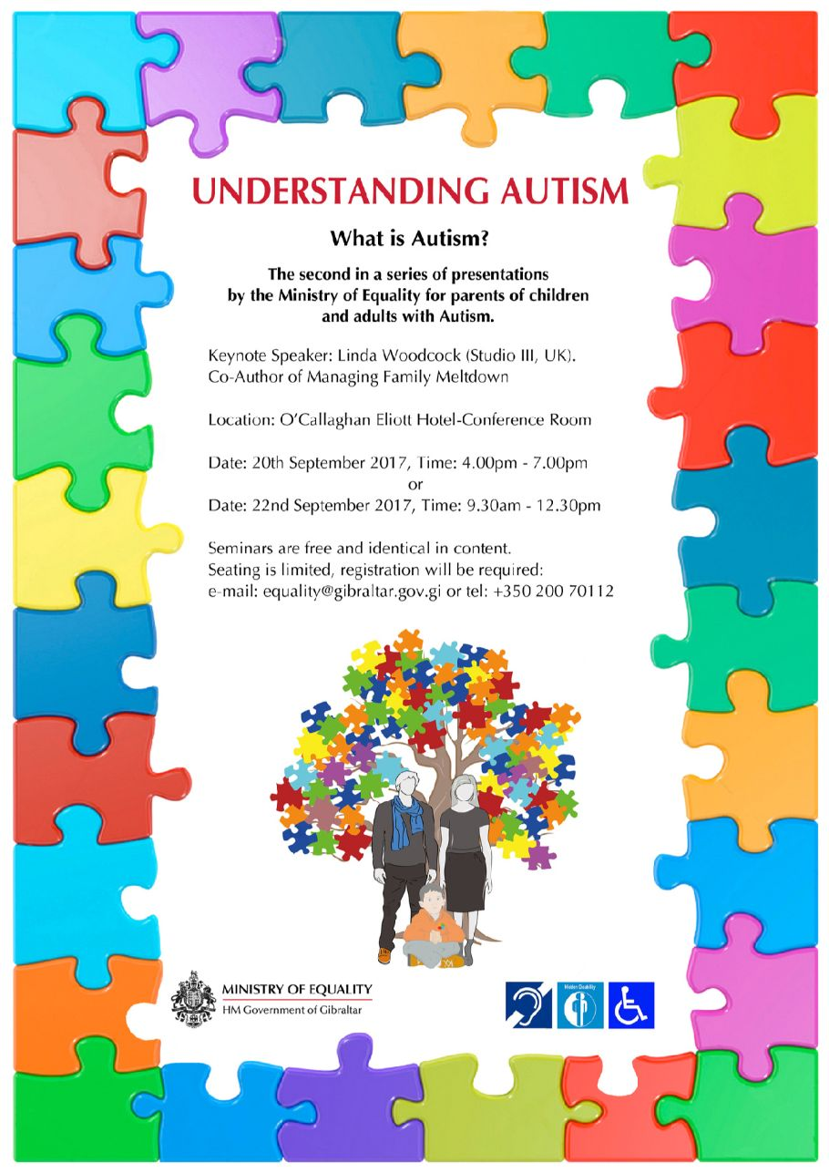 For Parents Of Autistic Kids 22nd >> Understanding Autism Second Information Seminar In September The
