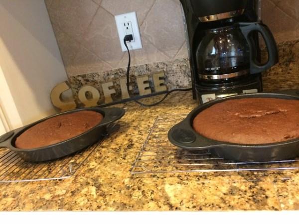 Semi-Homemade Chocolate Cake - The Gifted Gabber