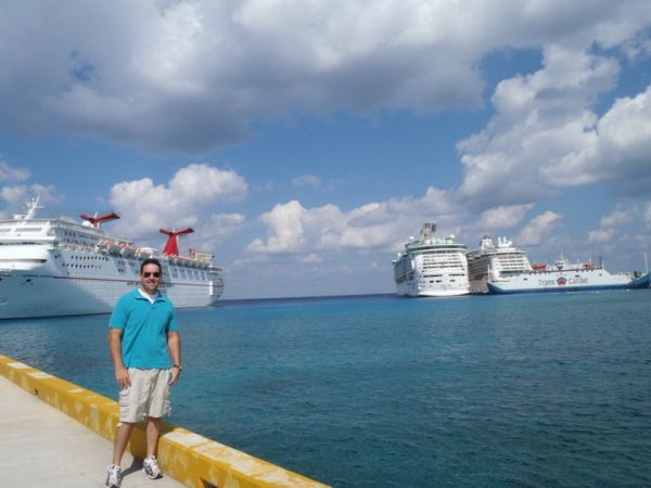 Honeymoon Trip to Mexico on Carnival Triumph - Mexico Honeymoon - Honeymoon Cruise - Cruise for Honeymoon - Carnival Triumph - Merida - Progreso - Cancun - Travel to Mexico - Honeymoon Travel - The Gifted Gabber