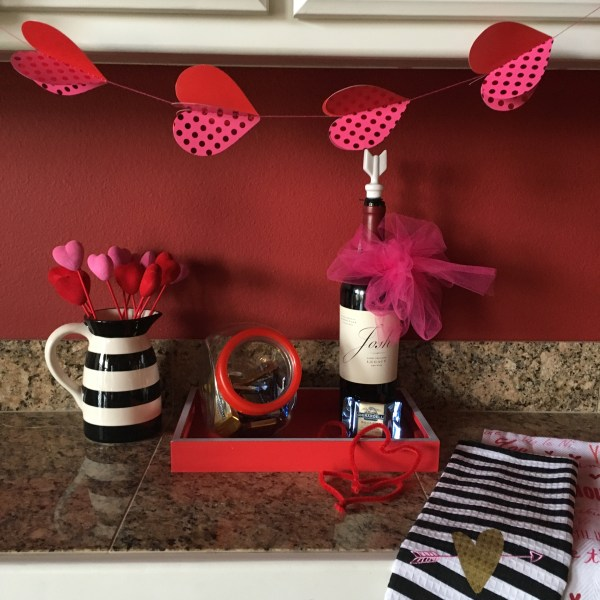 Valentine's Day Home Tour - The Gifted Gabber