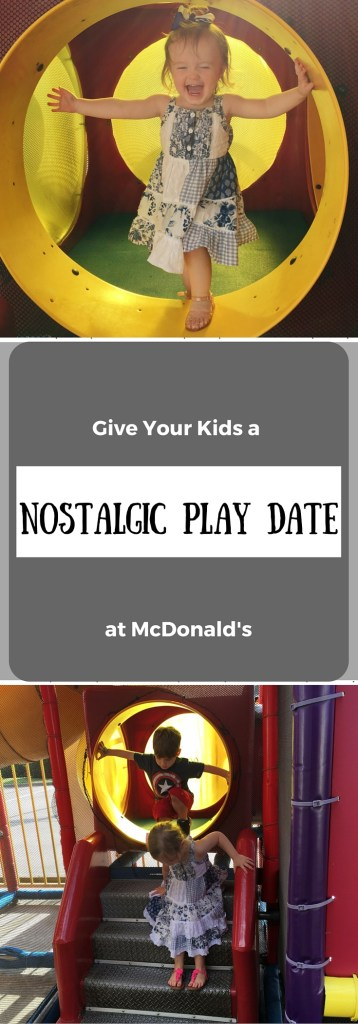 Nostalgic Play Date at McDonald's - The Gifted Gabber