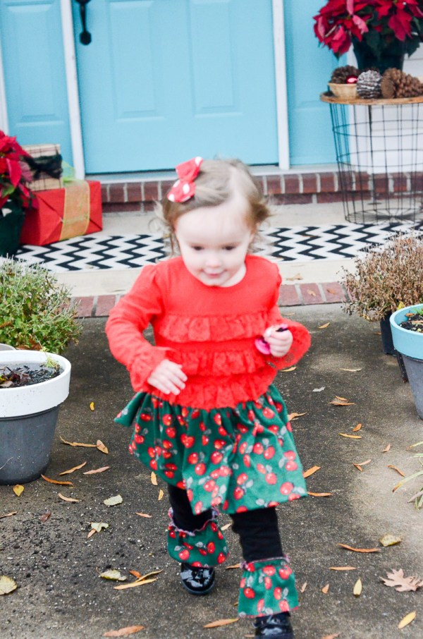 Apple Dresses - What We Wore - The Gifted Gabber