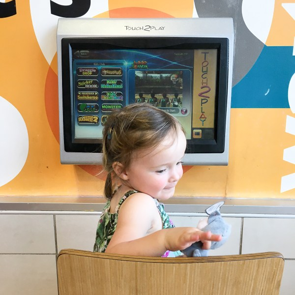 Summer Play Date at McDonald's - Teacher Friends - Summer Break - Place Place - Toddler and Preschool Play Dates - The Gifted Gabber