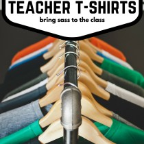 30 Awesome and Funny Teacher T-Shirts - Every teacher should own at least one (or ten?) of these fun and modern teacher t-shirts. These are perfect for in the class on casual wear day or out of the classroom, too. - Teacher Outfits - Teacher Clothes - Teacher T-Shirts - Teacher Shirts - Men's Teacher Shirts - Women's Teacher T-Shirts - Casual Outfits for Teachers - Teacher Outfit - Teacher Fashion - Stylish Teacher Outfits - Teacher Style - The Gifted Gabber