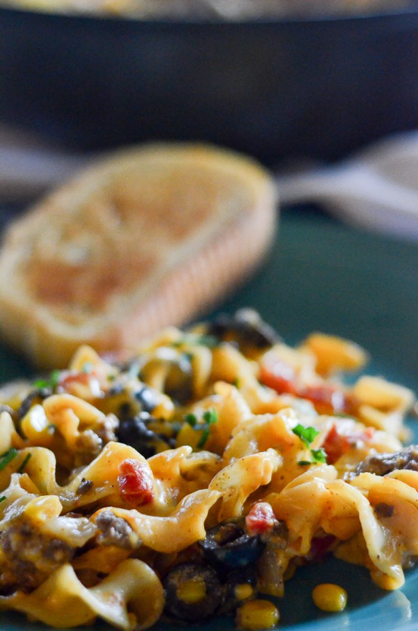Tallerine - Southern Favorite - #Pasta - Southern Cuisine - #southernrecipes - The Gifted Gabber