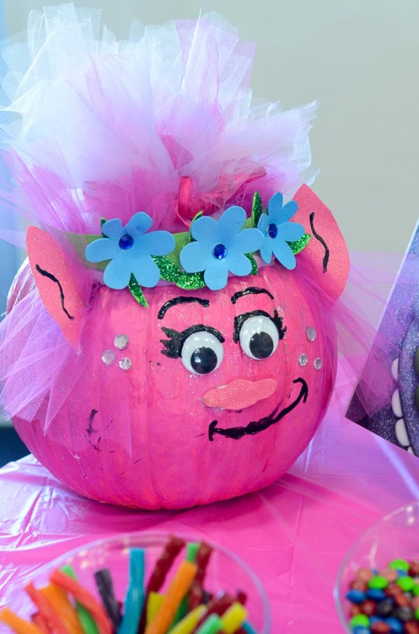 Poppy Pumpkin - The Gifted Gabber