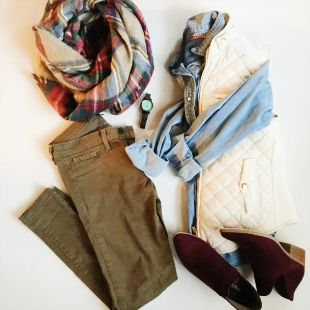 f70c3000e21b Looking for some teacher style inspo  Check out these 7 different ways to  wear vests