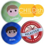 Julie's Picks: CHILDish Personalized Plates