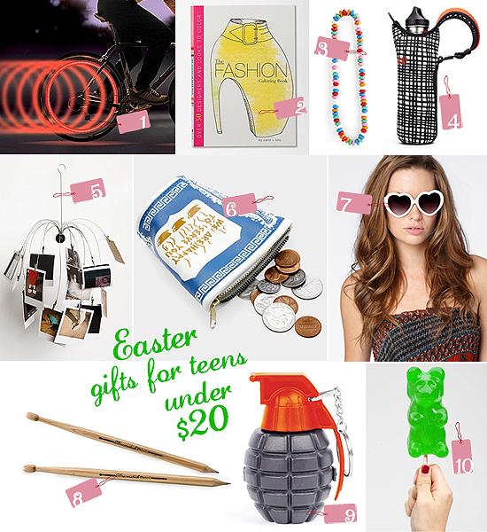 Best Gifts For Teen Girls 2016: Top 10 Picks: Easter Gifts For Teens Under $20