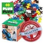 Julie's Picks: Plus Plus Blocks
