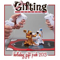 Boxing_Robots_Sharper_Image_TGE_holidaygiftguide2013
