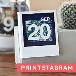 Wish List Wednesdays: Organize Your Photos and Schedule with a Printstagram Calendar