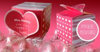 Heart Box Printable
