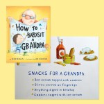Fun Gifts for Father's Day… How to Babysit a Grandpa