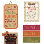 Fall Decor Signs Under $6!