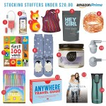 Stocking Stuffers Under $20 Available Through Amazon Prime