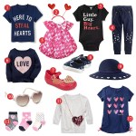 Hip Valentine Gear for Girls and Boys…
