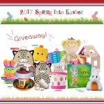 GIVEAWAY! Enter to WIN a Jewels and Pinstripes Spring Into Easter Celebrity Kids Gift Bag (GIRL)!