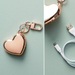 Is Your Device Out of Power Again? This Portable Charger is Full of Heart…