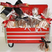 Corporate Fortune Cookie Gift Baskets