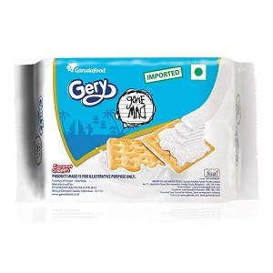 Gery- Gone Mad Coconut Cream Coated Crackers 110g