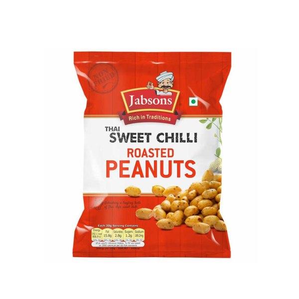 Jabsons Thai Sweet Chill Roasted Peanuts
